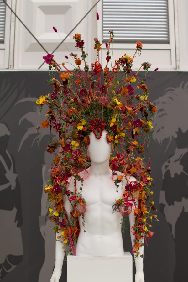 RHS Chelsea Flower Show 2016 RHS Young Chelsea Florist of the Year Competition Flowerona-5