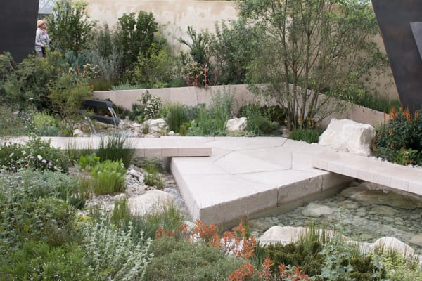 RHS Chelsea Flower Show 2016 The Telegraph Garden Andy Sturgeon Best Show Garden Flowerona-6