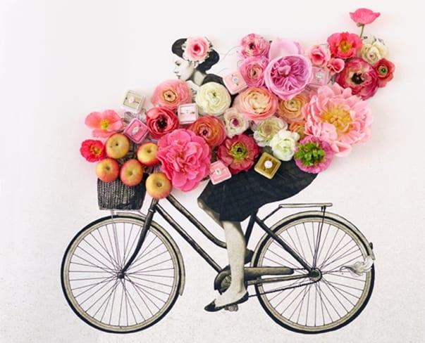 Flowerona Links : With floral hashtags, house plants & a cutting garden…