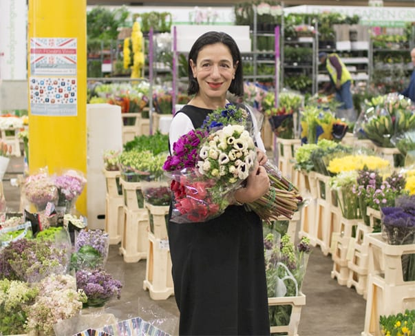 New Covent Garden Flower Market releases first official video 'Behind every great florist'