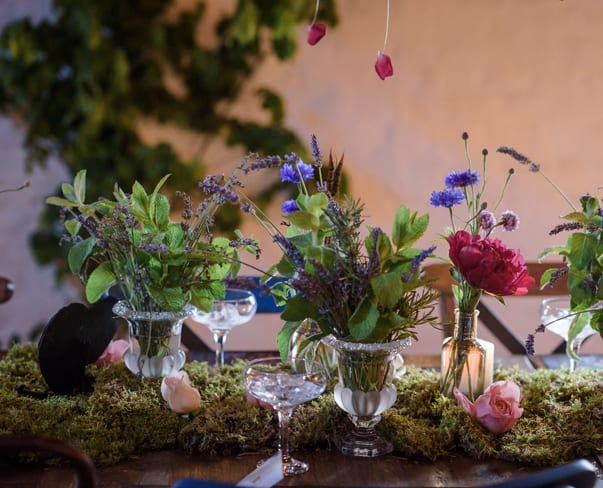 Some Enchanted Evening | Jay Archer Floral Design