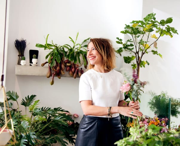 Florist Friday : Interview with Nik Southern of Grace & Thorn