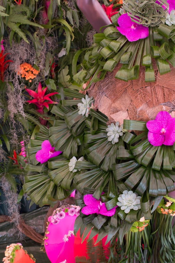 RHS Hampton Court Palace Flower Show 2016 Academy of Floristry Flowerona-3