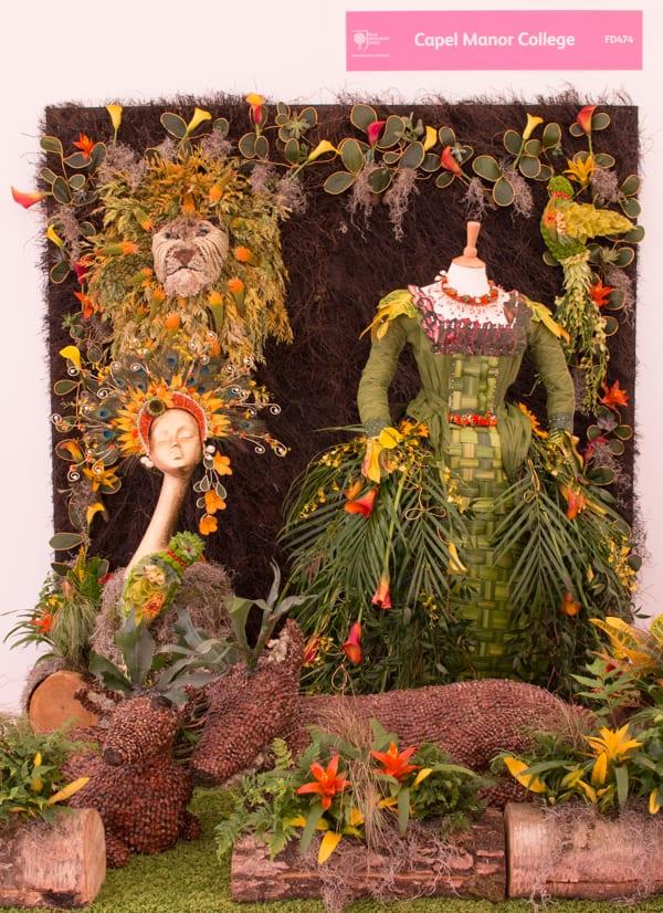 RHS Hampton Court Palace Flower Show 2016 Capel Manor College-1