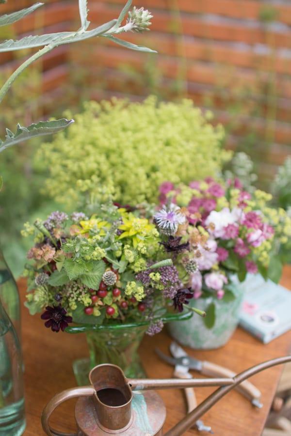 RHS Hampton Court Palace Flower Show 2016 Katie's Garden Katie's Lymphoedema Fund Flowerona 1-10
