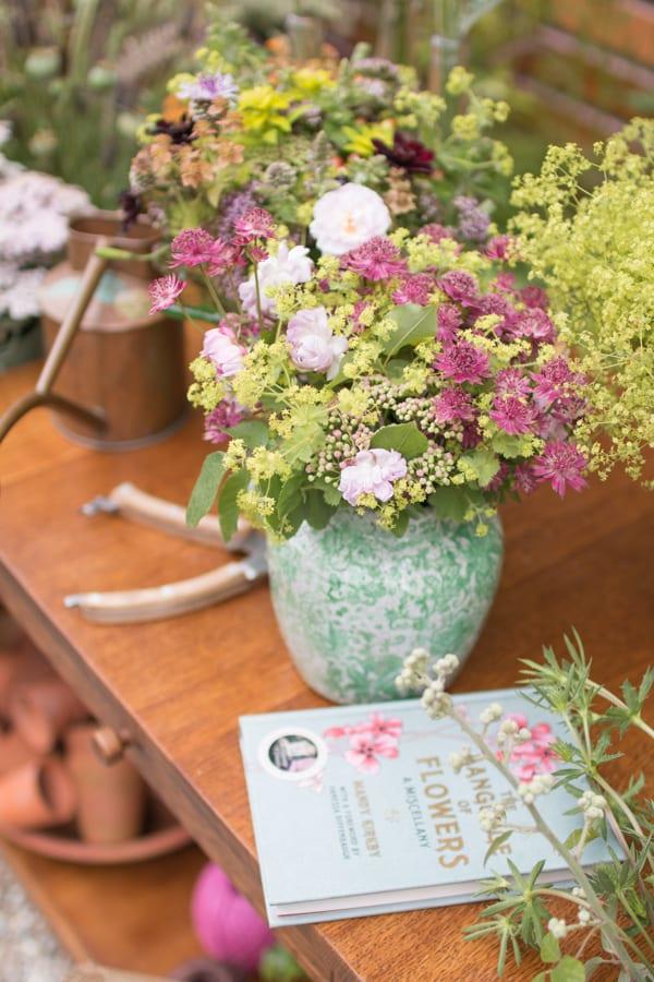 RHS Hampton Court Palace Flower Show 2016 Katie's Garden Katie's Lymphoedema Fund Flowerona 1-6