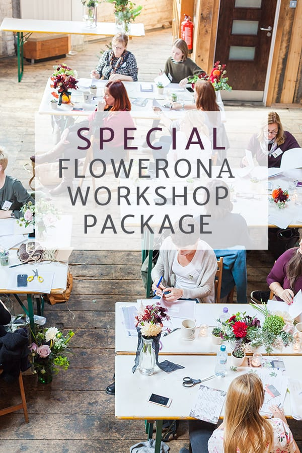 Special Flowerona Workshop Package 2