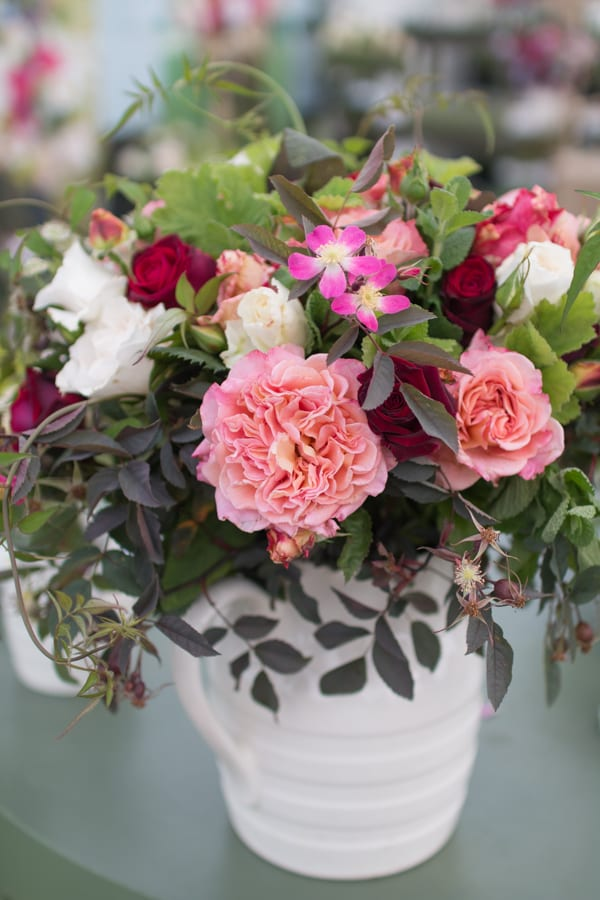 The Real Flower Company RHS Hampton Court Palace Flower Show 2016 Flowerona-1