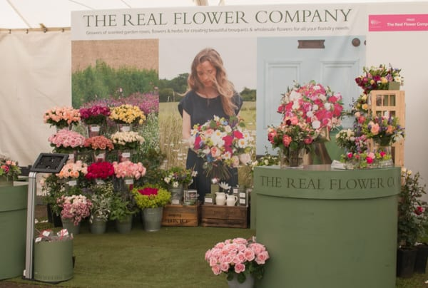 The Real Flower Company RHS Hampton Court Palace Flower Show 2016 Flowerona-10