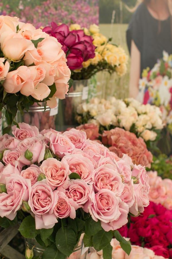 The Real Flower Company RHS Hampton Court Palace Flower Show 2016 Flowerona-11