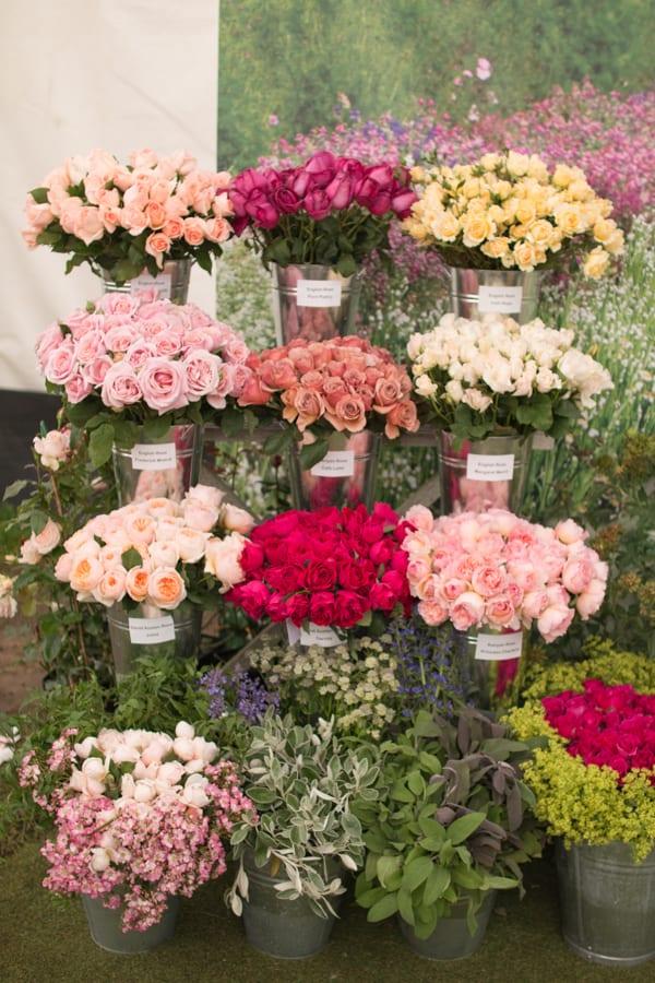 The Real Flower Company RHS Hampton Court Palace Flower Show 2016 Flowerona-3