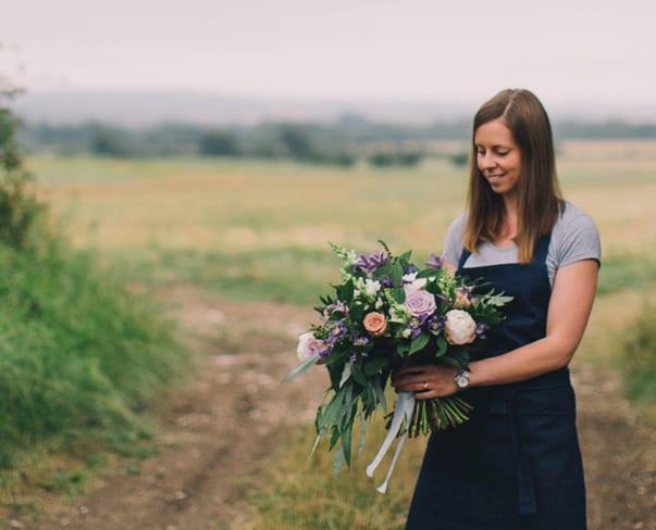 Branding for Florists Workshop : Case Study – The Bespoke Florist