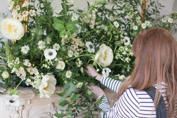 Tallulah Rose Flower School Wedding Flower Course Retreat Flowerona-31