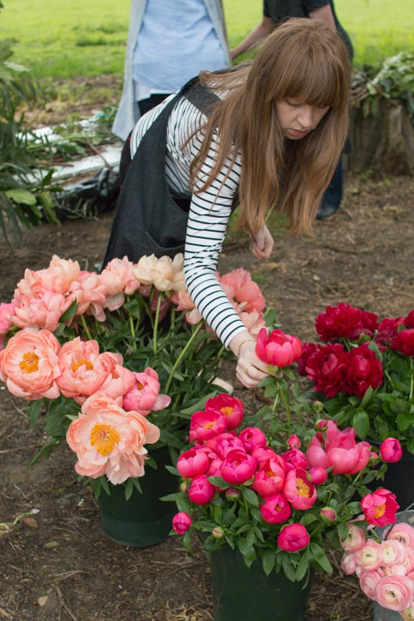 Tallulah Rose Wedding Flower Course Retreat Rona Wheeldon Flowerona-26