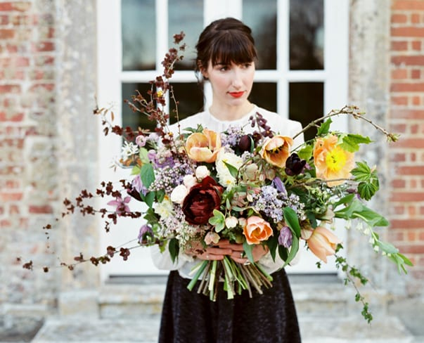 Ponderosa & Thyme Workshop in collaboration with Wedding Sparrow – England, April 2016
