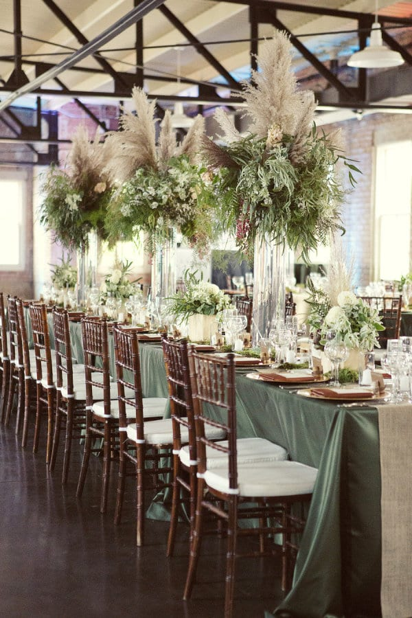 Sarah Kate Photographer Pampas Grass