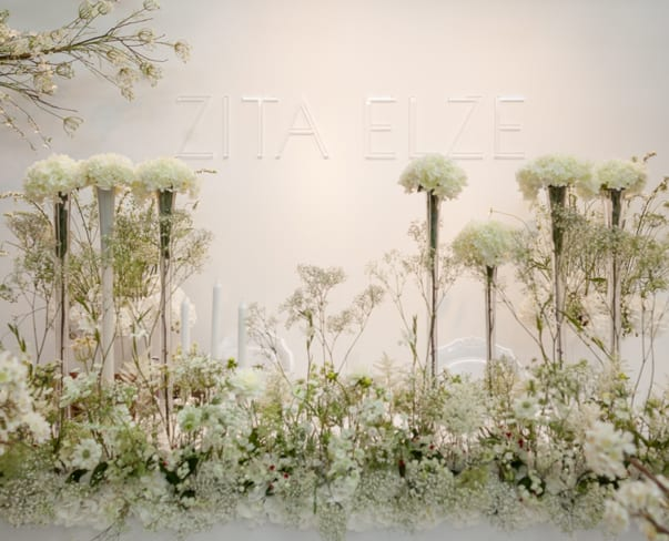 Zita Elze at Brides The Show – October 2016