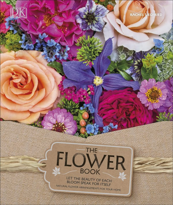 Book Cover Flower : Book review of the flower by rachel siegfried flowerona