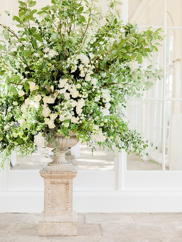 Could you tell us how your floristry career has progressed?