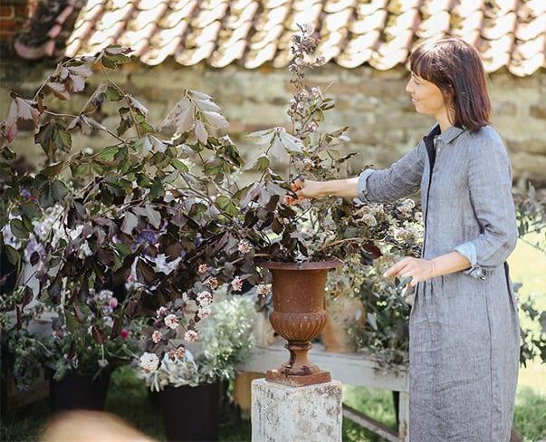 Large Urn Workshop with Firenza Flowers & Sarah Winward