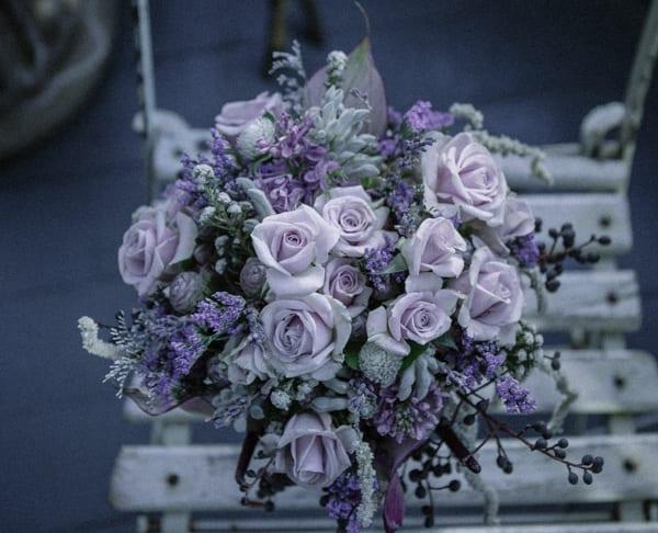 Visiting Zita Elze's Florist Shop in Kew   Christmas 2017   Part 1