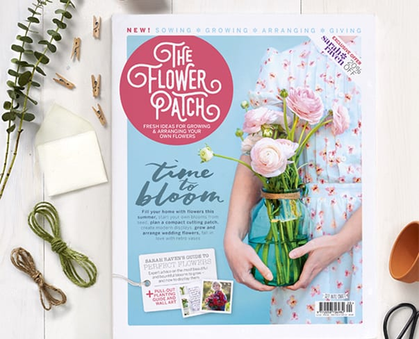 New Magazine | The Flower Patch