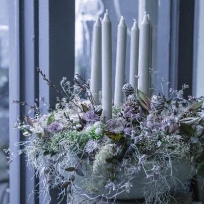Visiting Zita Elze's Flower Shop | Christmas 2018 | Part 1