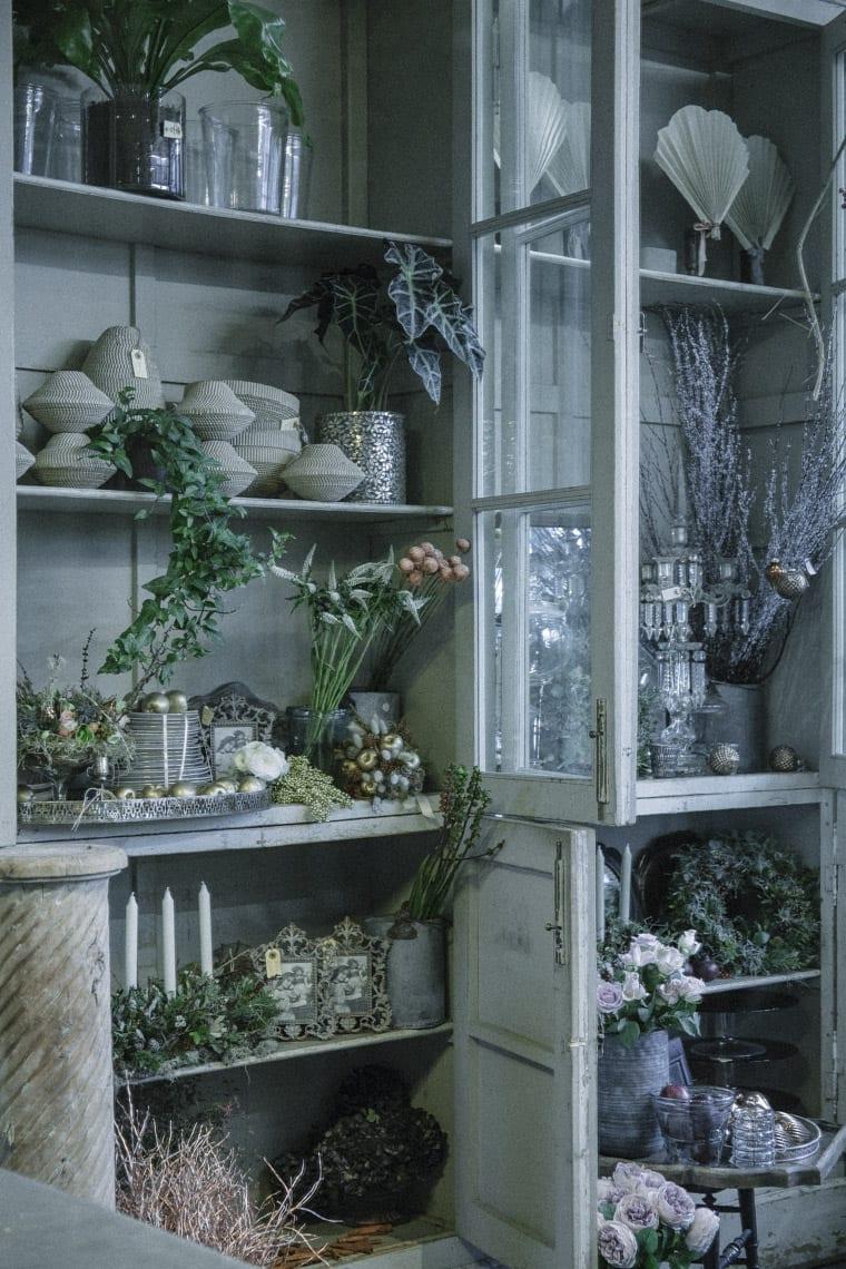 Zita Elze's Flower shop in Kew, London