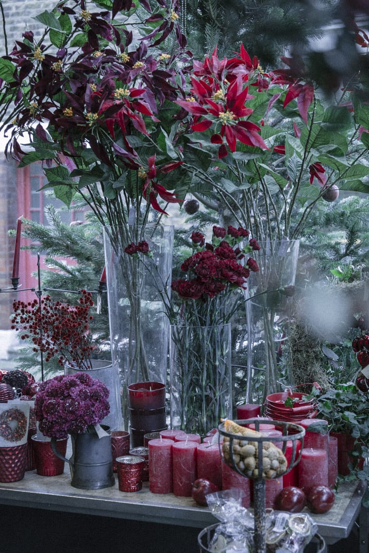 Zita Elze's flower shop in Kew, London