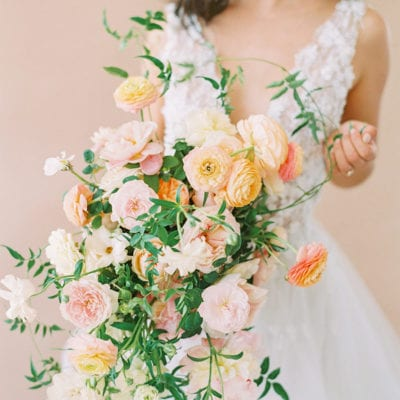 The Flowerona List | with Floristry Schools, Mandy Moore's Wedding Flowers & a Spectacular Flower Wall…