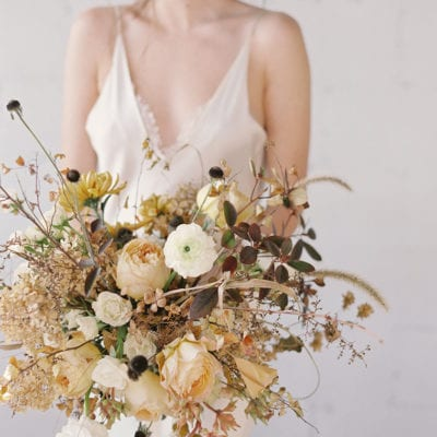 Floristry Industry Insight – With beautiful bridal bouquet inspiration…