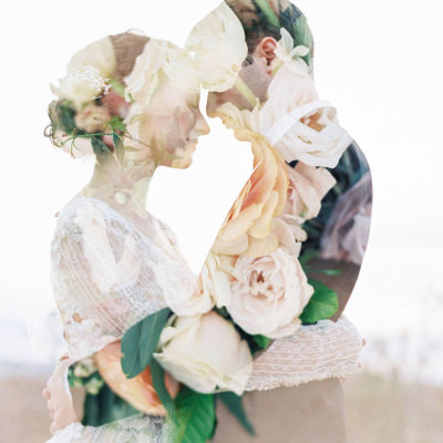 Floristry Industry Insight – Stunning Double Exposure Trend Featuring Florals