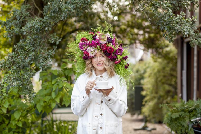 Poppy Jamie, Wellbeing Entrepreneur