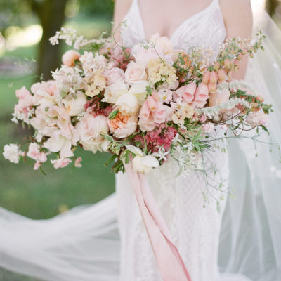 Floristry Industry Insight – Spring Wedding in Beautiful Blush Tones