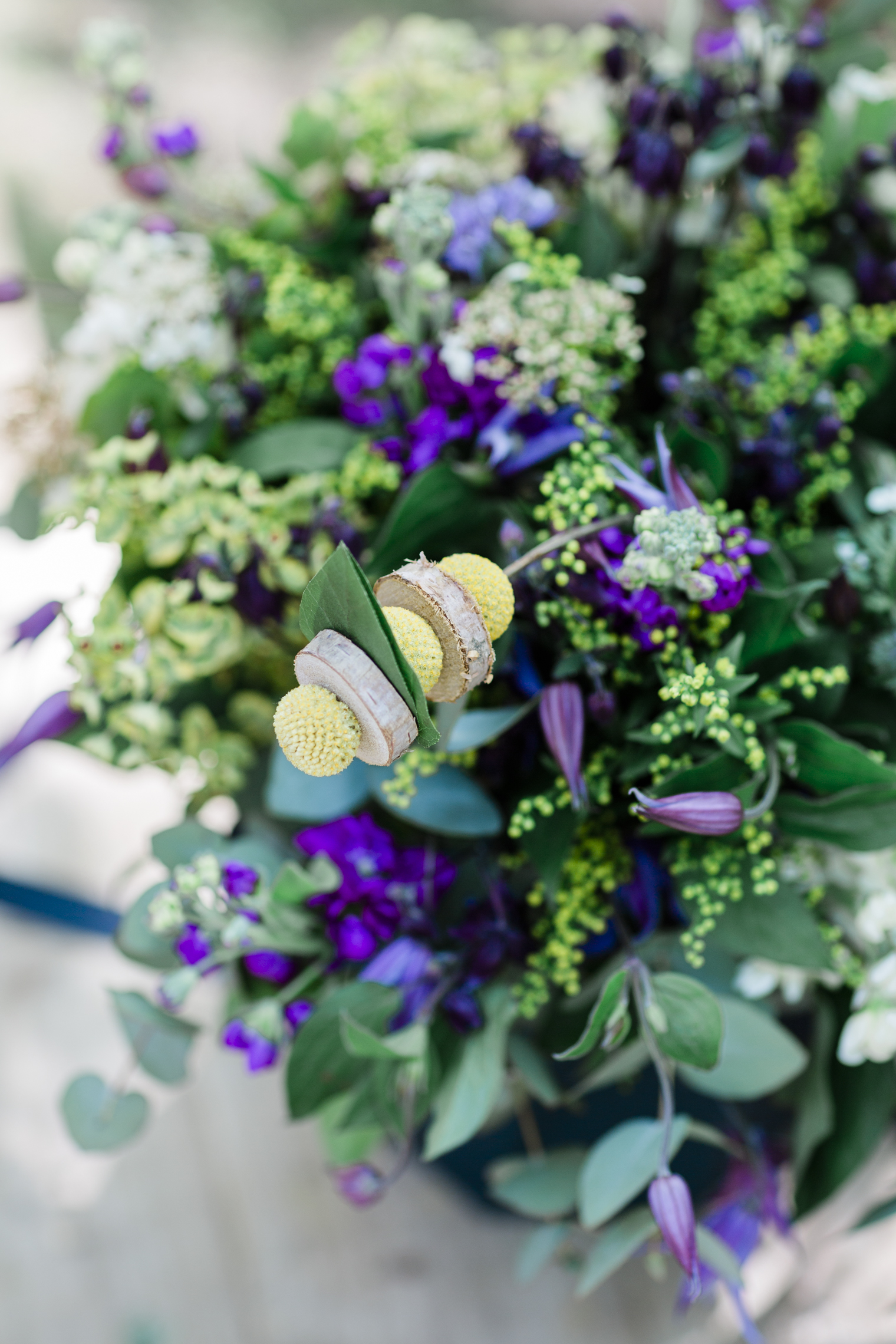 The McQueens design team have created a beautiful bouquet featuring bee-friendly flowers called Apis Mellifera (Latin for honey bee) to pay tribute to the honey bee.