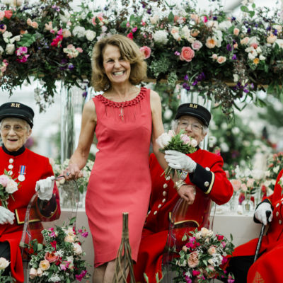 The Real Flower Company   RHS Chelsea Flower Show 2019