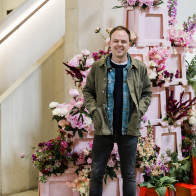 British Flowers Week 2019 – Bloom + Burn