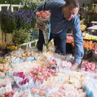 New Covent Garden Market celebrates British Flowers Week