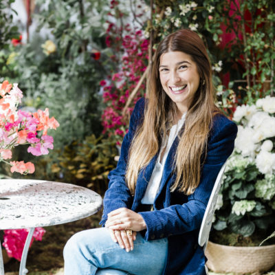 British Flowers Week 2019 – Rowan Blossom