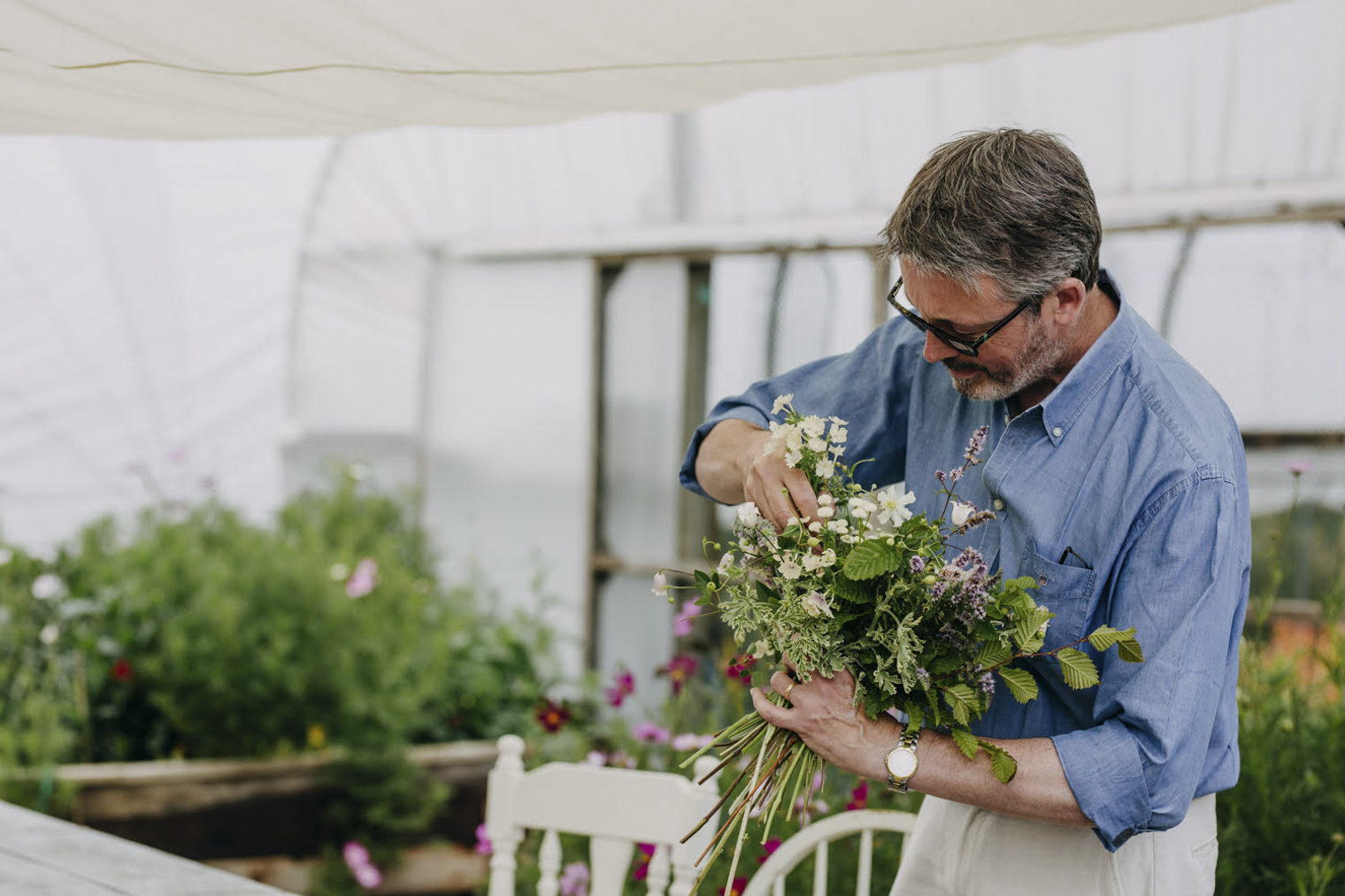 The Art of Environmental Floristry with Shane Connolly