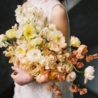 Ombre Bridal Bouquets Steal The Show – Floristry Industry Insight