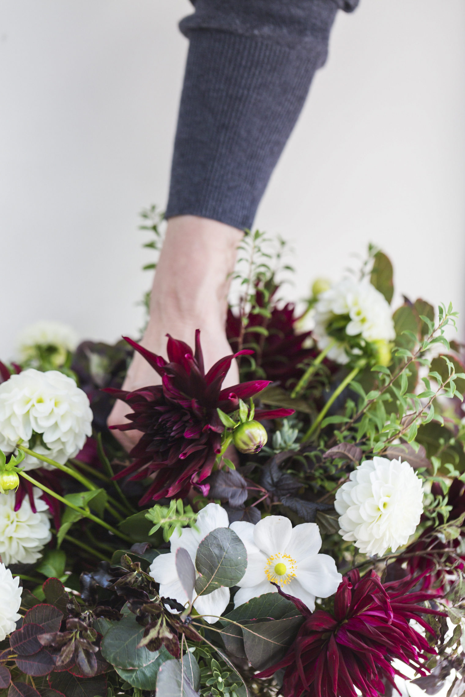 My Career Story - From Corporate Training to Floristry