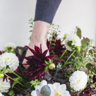 My Career Story – From Corporate Training to Floristry : Part 1