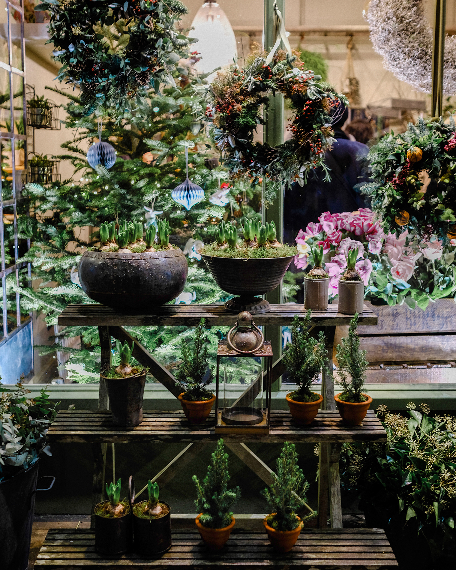 The Real Flower Company opens second London shop in Parsons Green