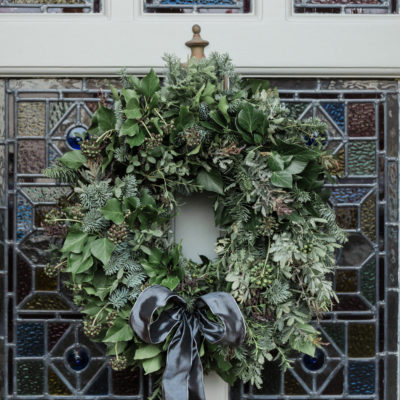 Christmas Door Wreaths – Floristry Industry Insight