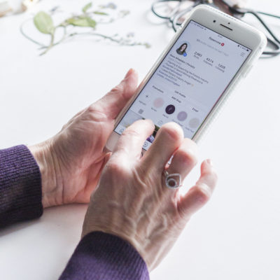 Instagram Advice for Florists | A-Z : A | Algorithm