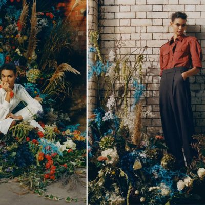 McQueens Flowers and NET-A-PORTER – Floristry Industry Insight