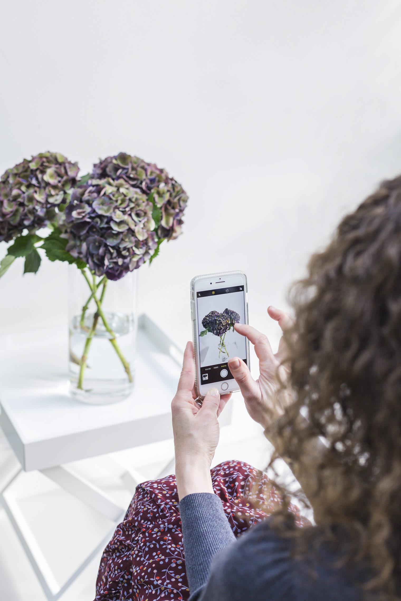 Content on Instagram Rona Wheeldon Flowerona
