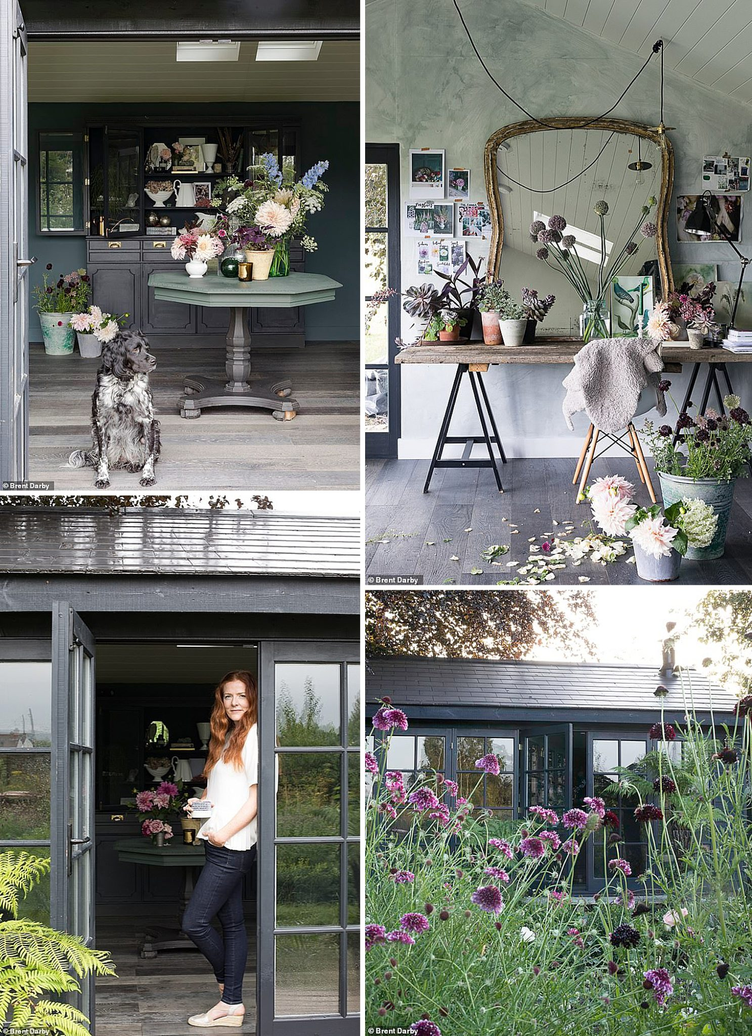 Growing & Styling Flowers Clare Nolan