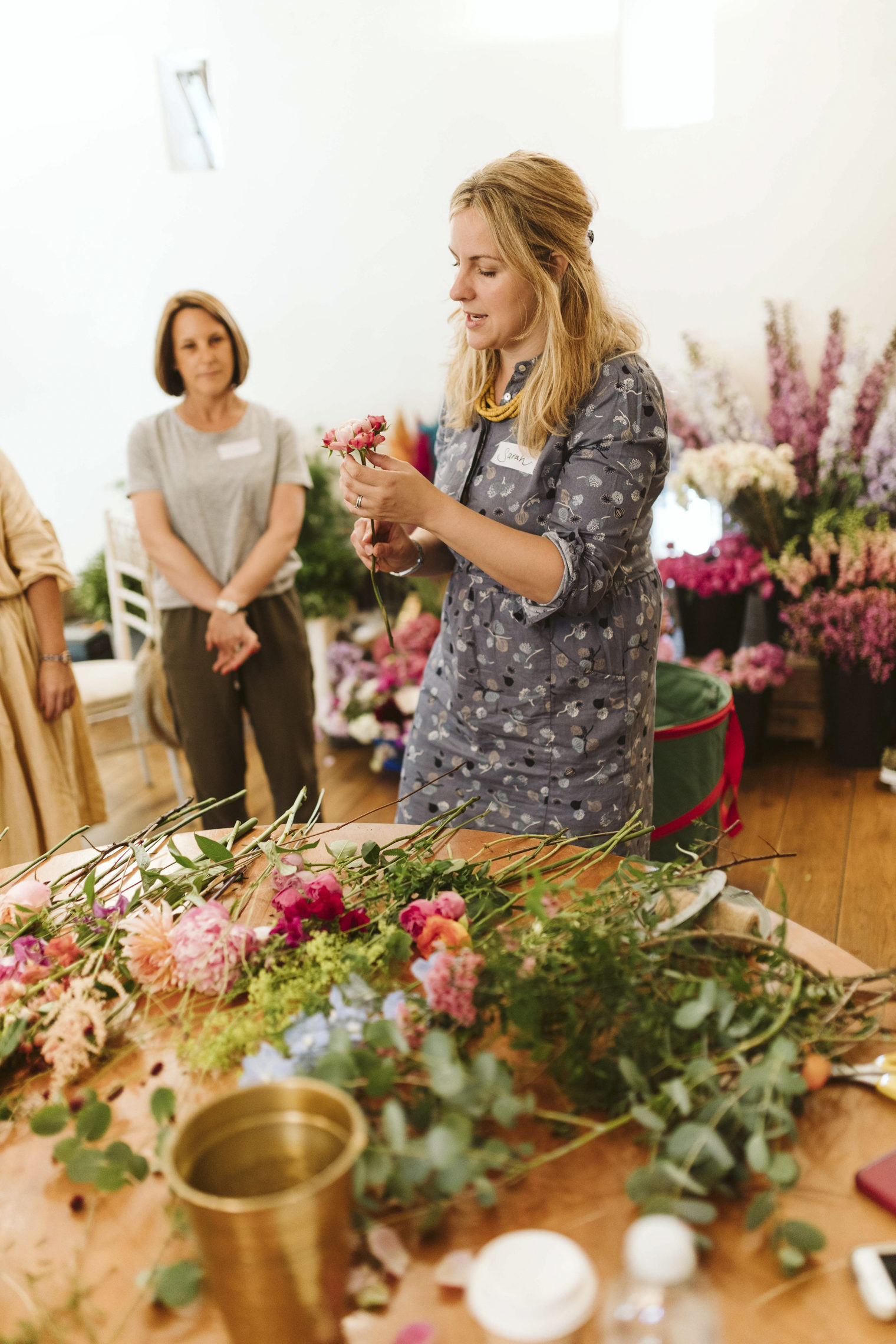 Floristry Courses by Leafy Couture